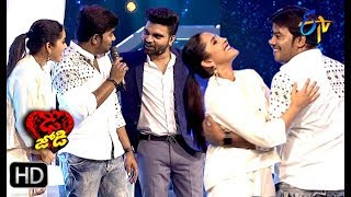 Sudheer | Rashmi | Pradeep | Funny Joke | Dhee Jodi | 17th April 2019 | ETV Telugu