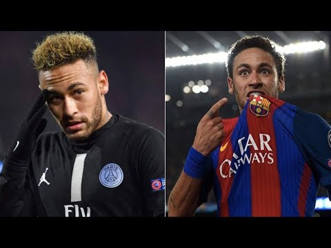 Could Neymar actually leave PSG to re-join Barcelona this summer?