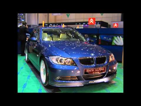 2006 Alpina Bmw D3 Youtube