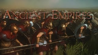 Ancient Empires: Attila AI overhaul. Test 2