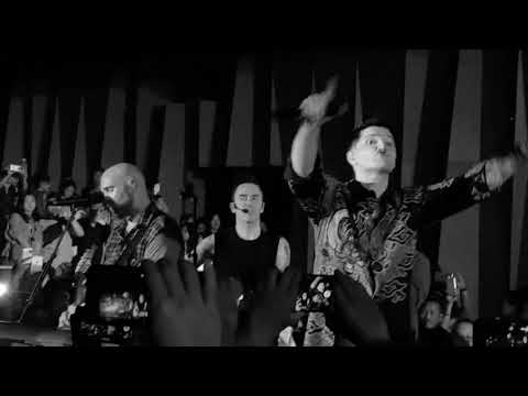 The Script - We Cry (Live from Manila with beatboxer Aldhy Ramandha)