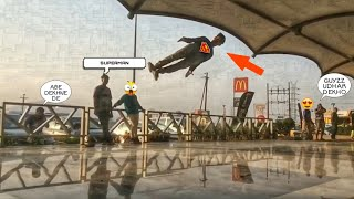Craziest Gymnastics | Sumit Mandavkar