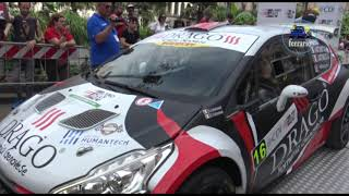 MILANO RALLY SHOW 2019 Peugeot 208 R5