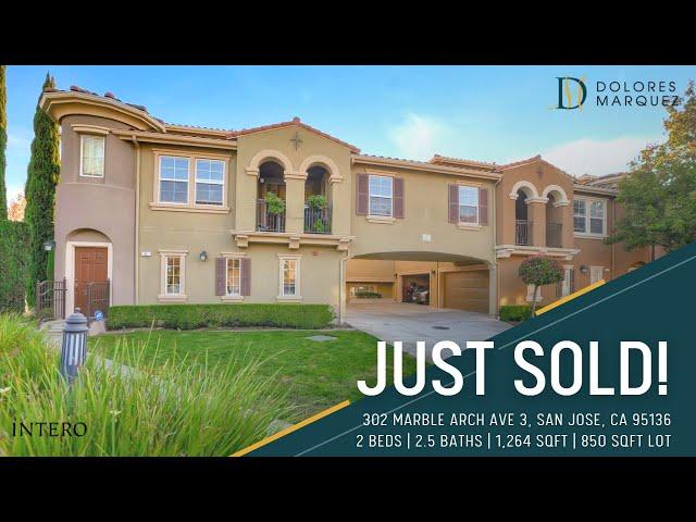 302 Marble Arch Unit  3, San Jose, CA 95136