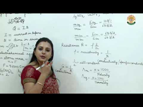 Lecture: Redox Reaction and Electrochemistry - 3