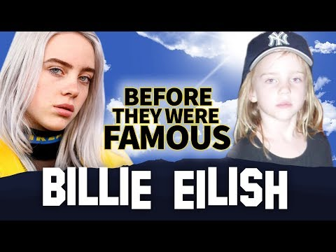 BILLIE EILISH | Before They Were Famous | Crown | Biography