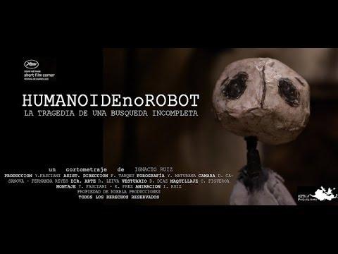 HUMANOIDE NO ROBOT ( CORTO FICCION/ANIMACION )