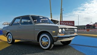 Forza Motorsport 7 - Datsun 510 1970 - Test Drive Gameplay (HD) [1080p60FPS]