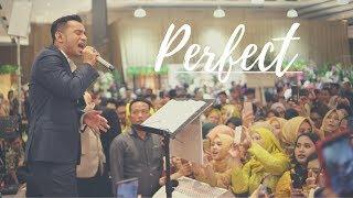 Perfect - Ed Sheeran (cover) by Judika Ft Harmonic Music MP3