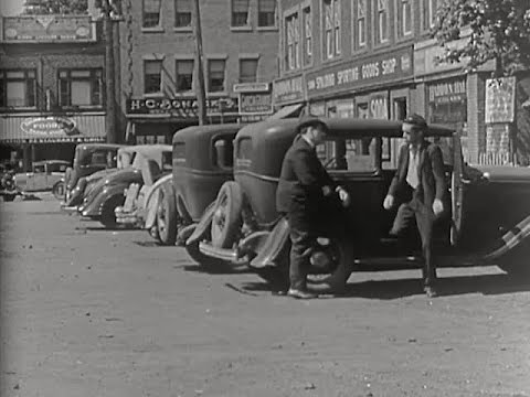 Lost and Found - 1930s Youth Culture - CharlieDeanArchives / Archival Footage