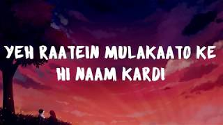 Marshmello x Pritam - BIBA feat. Shirley Setia (Lyrics)