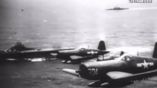 Самый мощный флот II мировой  Война на море