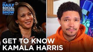 Kamala Harris: The Person, the Politician…and the Chef? | The Daily Social Distancing Show