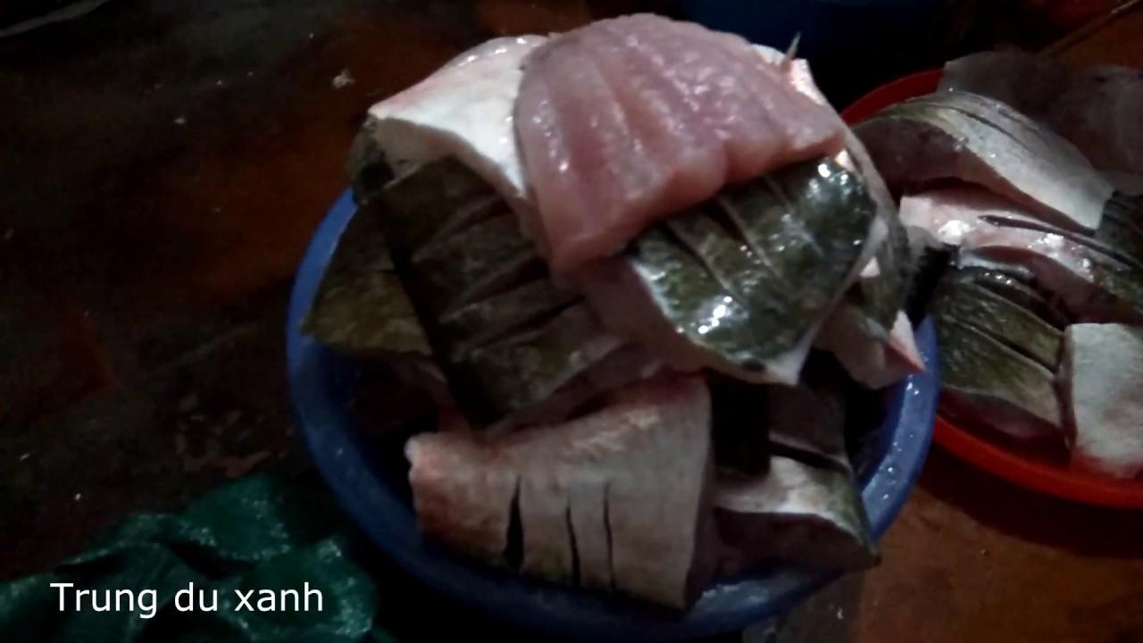 Cách làm cá thính kiểu Việt Trì rất ngon, dễ làm
