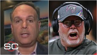 The Bucs should move on from Bruce Arians if they don't make the playoffs - Mike Tannenbaum | SC