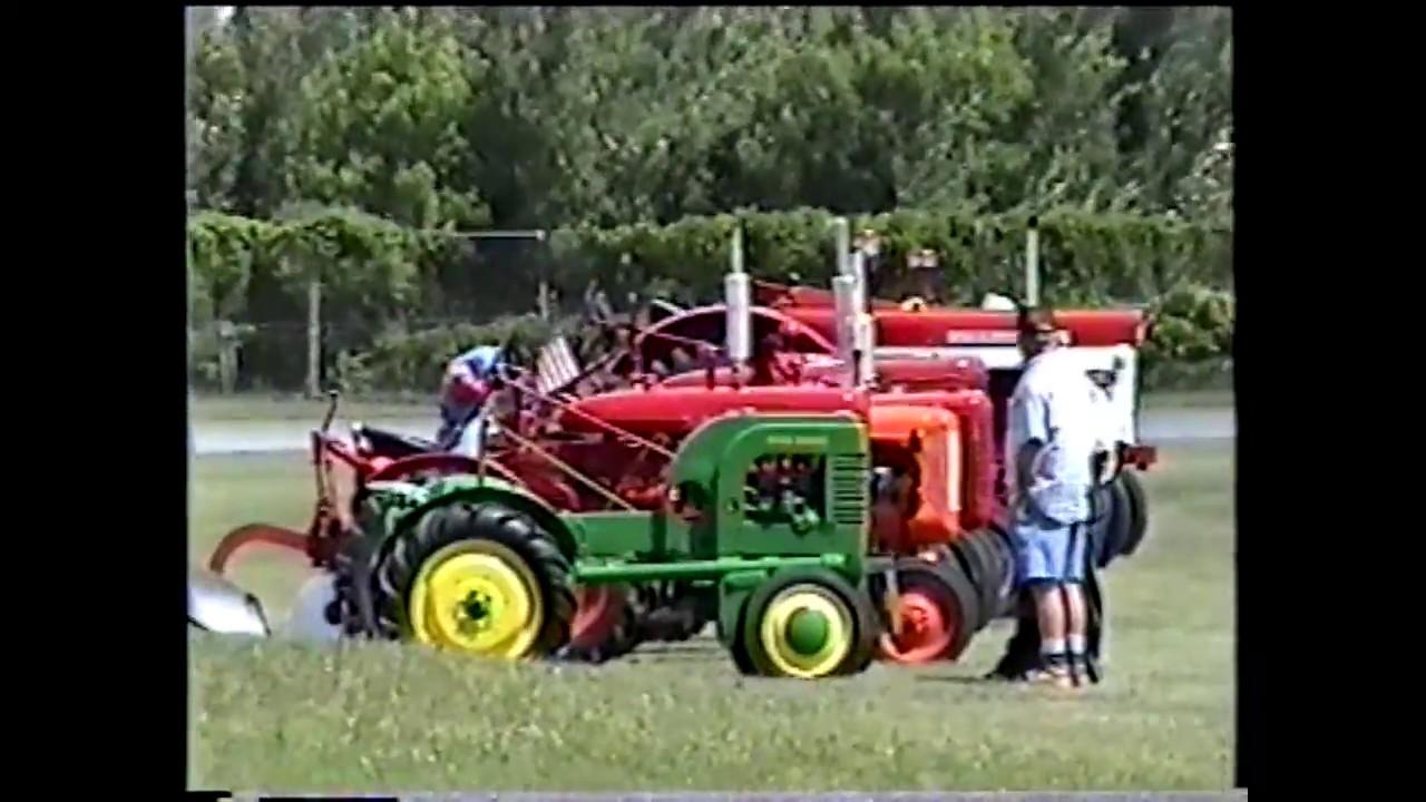 NCC - FotR C.V. Antique Tractor Show  7-6-01