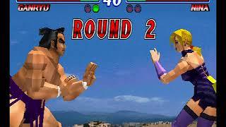 Tekken 2 ( PS1 ) - Ganryu - Arcade Mode - Original Music ( Dec 6, 2017 ) thumbnail