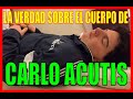 #CARLOACUTIS #santo #beatocarloacutis CARLO ACUTIS, LA VERDAD SOBRE SU CUERPO Y SU HISTORIA