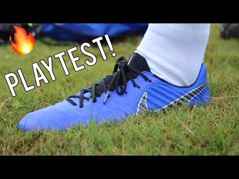 check out 32b9d 97c6b Nike Tiempo Legend 7 Elite Always Forward Pack - Review and Playtest!