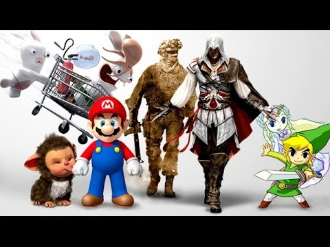 Les jeux vidéos l'histoire documentaire 2014