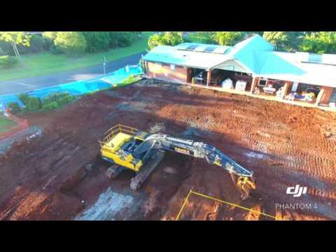 DEMEX demolition - Alstonville pool upgrade