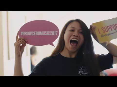 Homegrown Music Goes To School -  #GrowCebuMusic