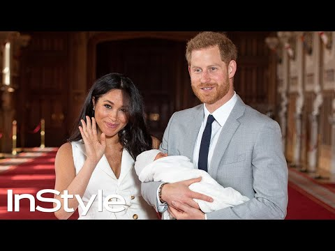 Meet Meghan Markle and Prince Harry's Baby Boy! | British Royals | InStyle