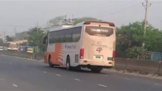 Baixar Luxurious AC Buses Live View In Bangladesh Part-10