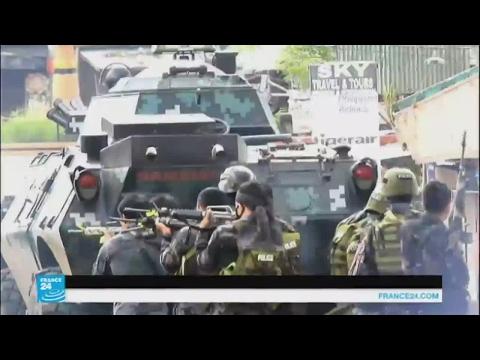 أكثر من 100 قتيل في مواجهات بين الجيش الفلبيني ومسلحين إسلاميين