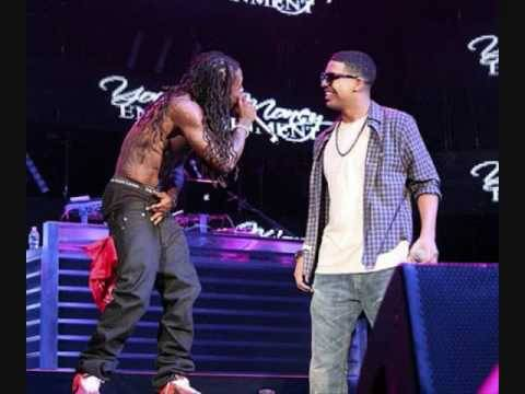 Lil Wayne feat Drake  Right Above It FullCDQ with Lyrics