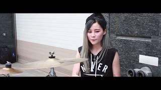 [🎥] 17.06.10 | 🔹 陳曼青 VELA BLUE 🔹 | DRUM COVER