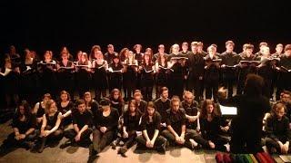 Concert à l'ATHENEUM de Dijon, Etudiants en Musicologie 8 avril 2015 (montage Jmd)