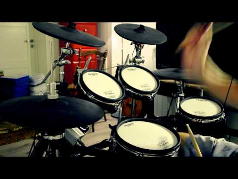 Five Finger Death Punch - Watch You Bleed (drum cover)