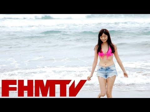 FHM x SUPER ELANTRA   與成語蕎來場盛夏海灘約會!