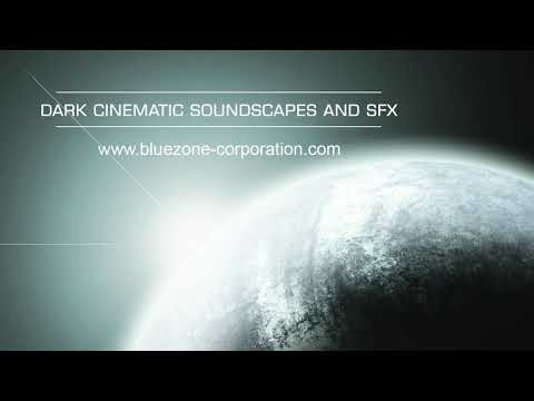 Dark Cinematic Soundscapes and Sound Effects - Ambient Trailer Sample Library