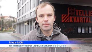 """Tehnoloogiainvestor Madis Müür: """"Kindlustusühistuga võidab kogu Eesti majandus!"""""""