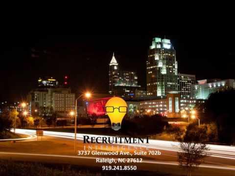 Recruiting Agencies Raleigh