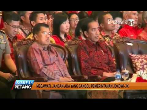 Megawati: Kalau Ada yang Macam-macam, Presiden Panggil Saja Kita Mp3