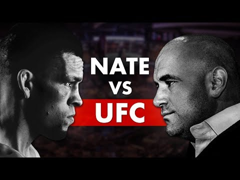 The History of Nate Diaz vs The UFC