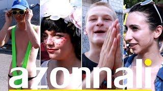 A magyarok antiszemiták! Orbán a barátom! Sziget 2018 | AZONNALI