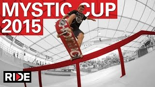 Mystic Cup Street 2015 - Winner Maxim Habanec, Martin Pek & More Highlights 2015