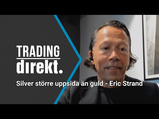Trading Direkt 2021-06-08   AuAg-förvaltaren Eric Strand gästar   Rosén om Momentum-indikatorer