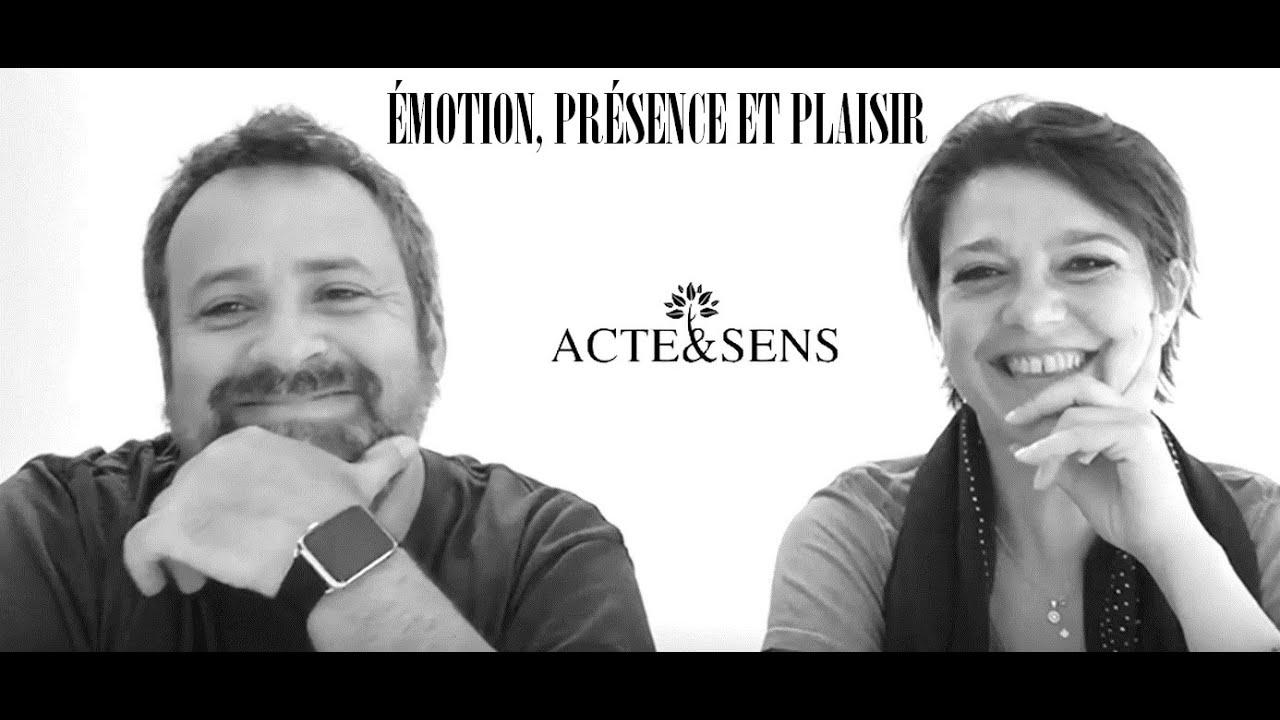 Emotion, Présence et Plaisir