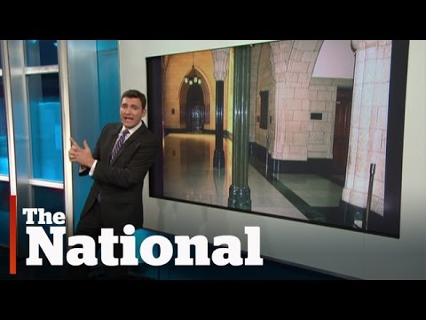 How Kevin Vickers managed to subdue Ottawa gunman