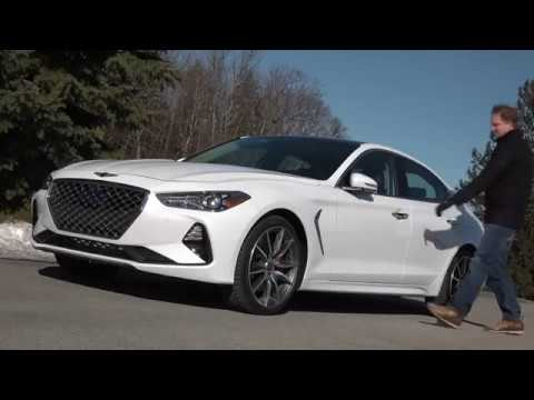 2019 Genesis G70 | Built for the Driver | TestDriveNow