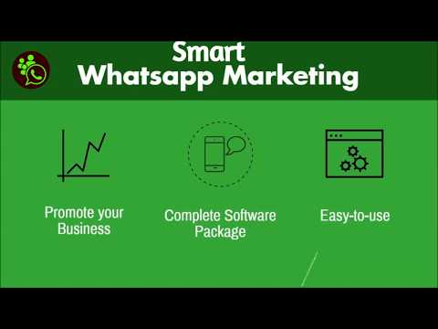 How To Set Auto Reply On Smart Whatsapp Software