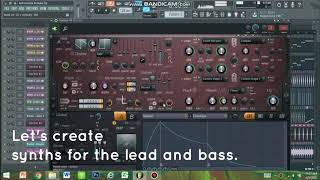 How to make Astronomia (Coffin Meme Song) on FL Studio with FLP