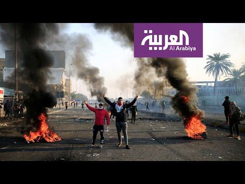 قنابل قاتلة بحجم علبة الصودا تستخدم ضد المتظاهرين في العراق  - 14:59-2020 / 1 / 20