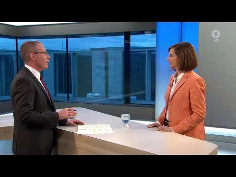 Thomas Baumann im Gespräch mit Katrin Göring-Eckardt, Bündnis 90/Die Grünen