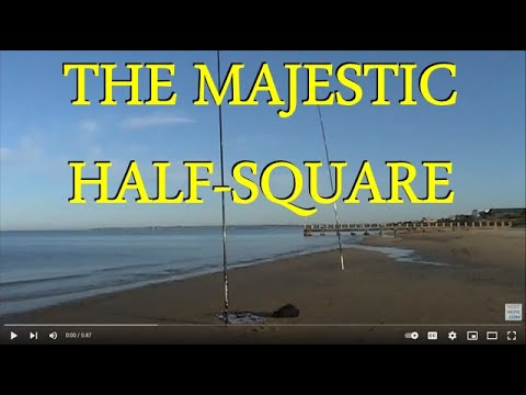 The Half Square Wire Antenna On 10 MHz (and More)